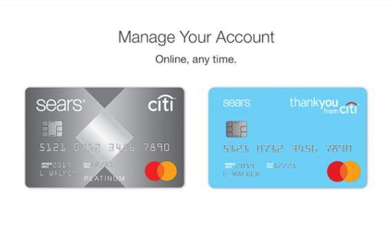 Sears Credit Card Login