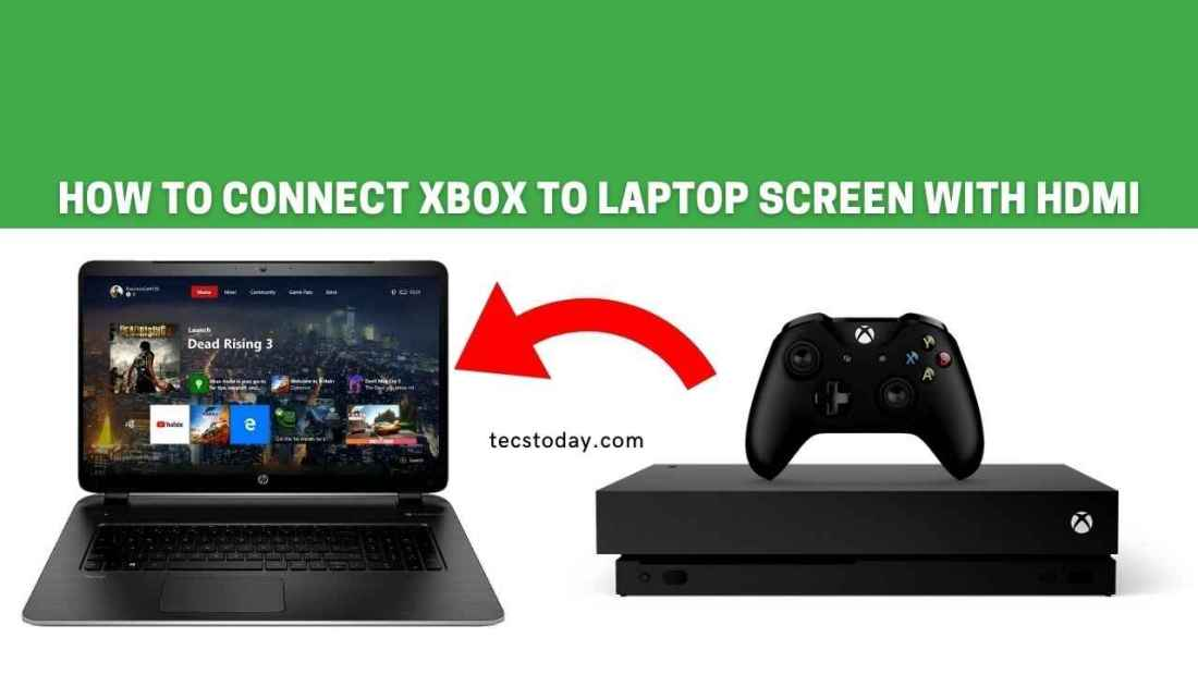 connect Xbox to Laptop