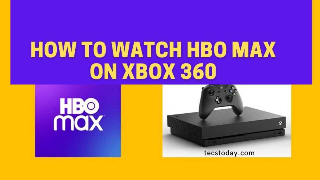 hbo max on xbox 360