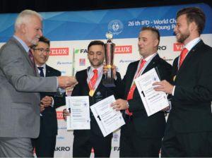 Dachdecker-WM 2016 in Polen