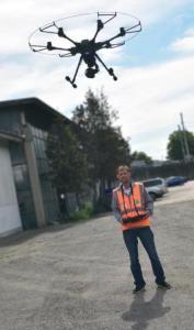 Jules Steiger und s'Drooni