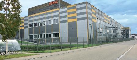 Stihl Kettenwerk Bronschhofen