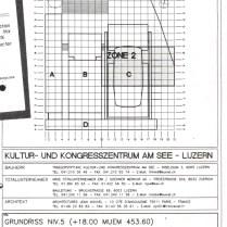 Luzerner KKL - Das Haus am See