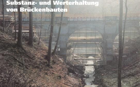 Substanz- und Werterhalt von Brückenbauten