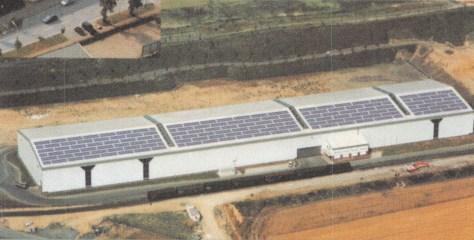 Innovation: Solar-Dach