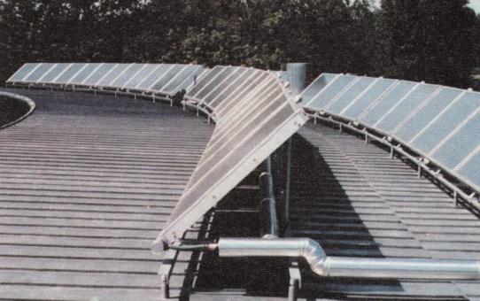 Eine Lanze für das Energie Dach