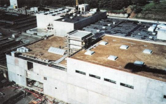 Station d'épuration d'Aire Genève