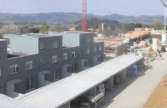 Wohnüberbauung Sperlisacher, 3075 Rüfenacht