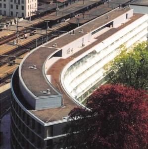 Aarau, Bahnhof Süd