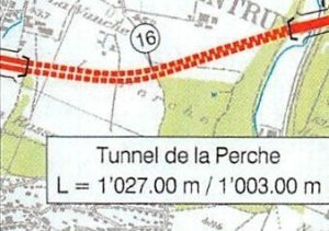 Tunnel de la Perche