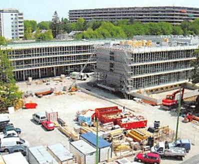Schulanlage Campagne du Pommier, Genève