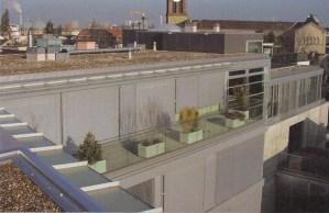 TECTON Dach: ästethisch und vielfältig nutzbar