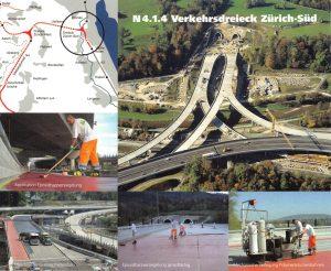 N 4.1.4 Verkehrsdreieck Zürich-Süd