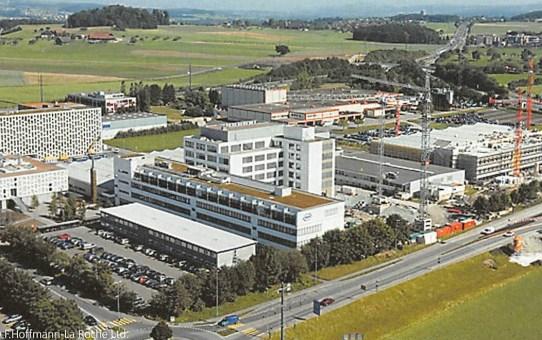 Roche Diagnostics expandiert in der Zentralschweiz