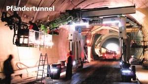 Pfändertunnel