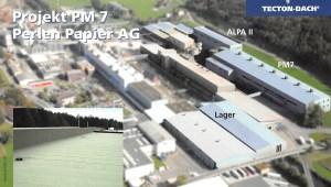 Projekt PM 7 - Perlen Papier AG