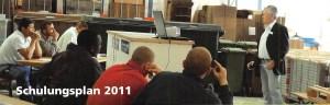Schulungsprogramm 2011
