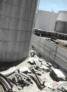 BP-Tanklager Auhafen 3 in Birsfelden