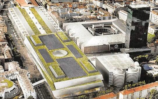 Grossauftrag: Neubau Messe Basel