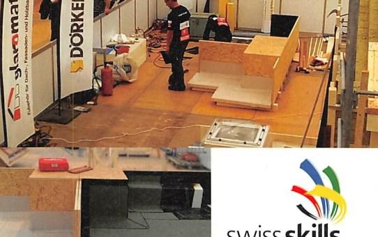 Schweizermeistertitel an den SwissSkills Bern 2014