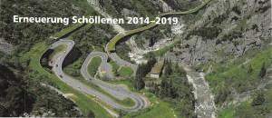 Erneuerung Schöllenen 2014-2019