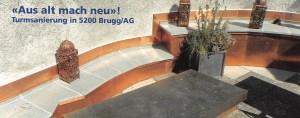 Turmsanierung in Brugg (AG)
