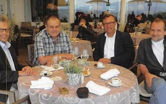 35 Jahre Edgar Haller bei TECTON Niederbipp