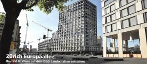 Zürich Europaallee - Baufeld G