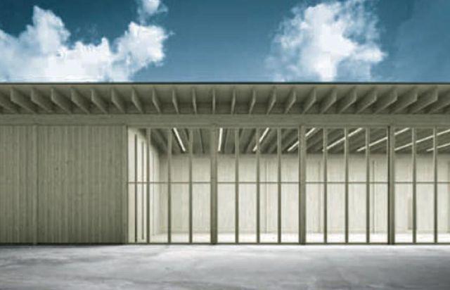 Loveresse, Neubau Werkhof und Stützpunkt für N16