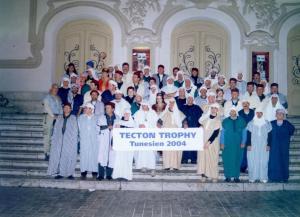 TECTON-Reise 2004 Tunesien