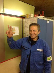 Wir gratulieren Giacomo Sorella