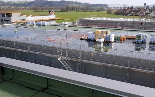 Neubau AMAG Buchrain