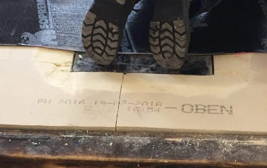 Kurs Bitumenverarbeiter 3 vom 2. Mai 2018