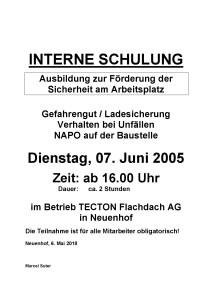 SIPA 2005 TF