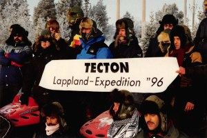 TECTON-Reise 1996