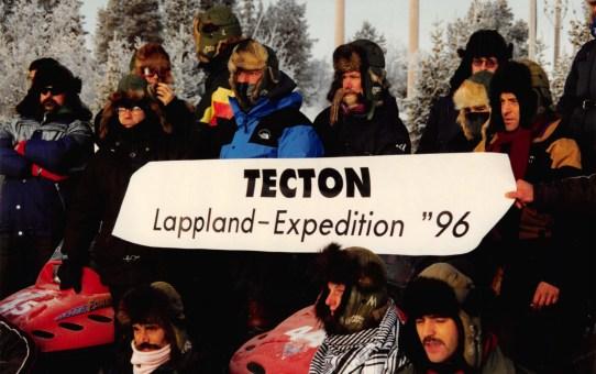 TECTON-Reise 1996 Finnland (Lappland)