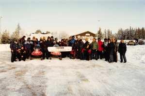 TECTON-Reise 1996 Lappland