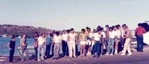TECTON Reise Kenia 1986