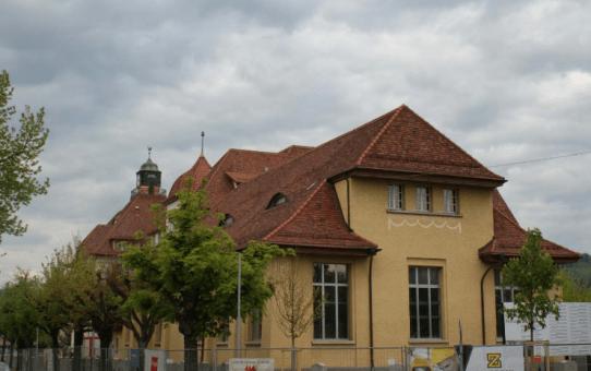 Sanierung des Pestalozzi-Schulhauses in Thun