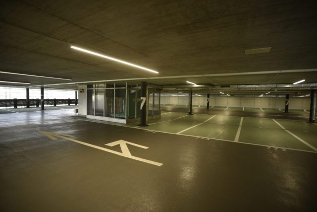 Parkhaus Sihlcity