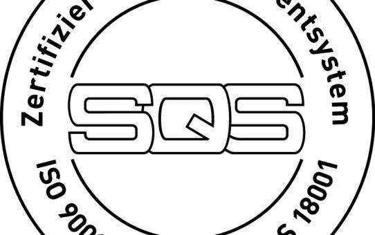 Qualität-, Umwelt- und Sicherheitszertifizierung