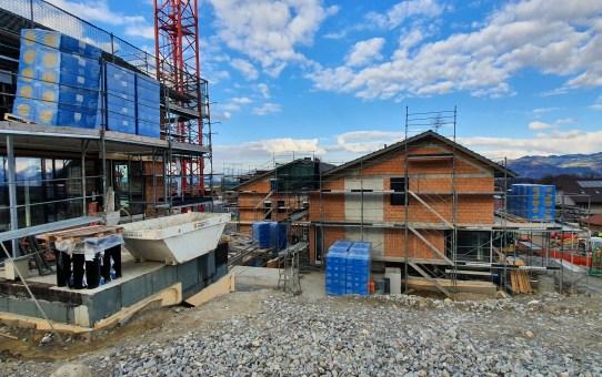Von der Abdichtung unter Terrain bis zur Dacheindeckung
