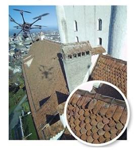Schloss Thun mit Drooni
