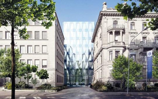 Neuer Hauptsitz der Zürich Versicherung QZ