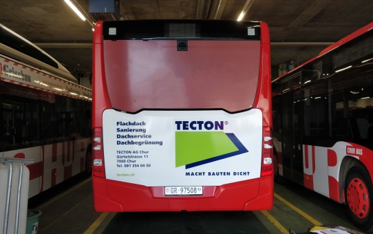 Gründung TECTON AG Chur