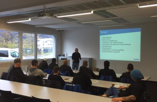 Kurs lehrlingsbeautragte Vorarbeiter 2019-11-18