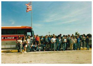 TECTON-Reise 1988 Florida