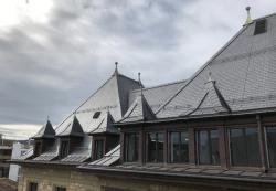 Dach-Bestandesaufnahme in Winterthur