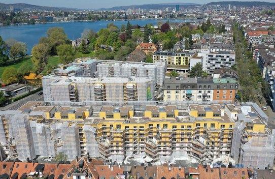 Areal Hornbach Zürich