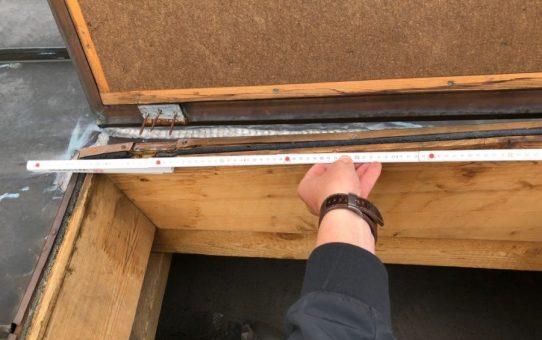 Dach-Bestandesaufnahme in Meilen (ZH)